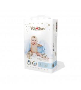 Подгузники- трусики YokoSun серии Premium 6-10kg