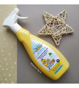 Безопасное средство Babyline для уборки в детских помещениях / Safe liquid for cleaning children`s rooms 480 мл