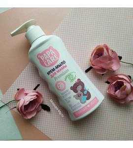 Крем - мыло для мамы premium Papa Care 250мл