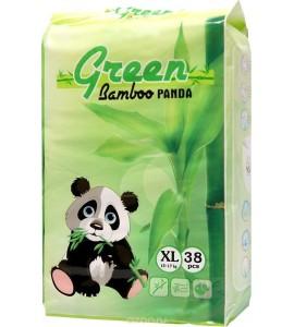 Green Bamboo Panda 12-17 кг
