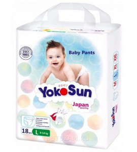 "Yokosun 9-14 кг ""Mini"""