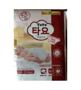 Подгузники Тауо 3-6kg