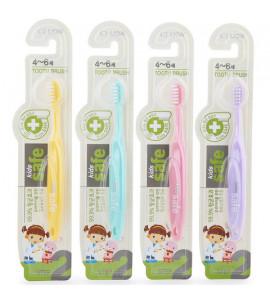 Зубная щетка детская Kids Safe (от 4 до 6 лет)