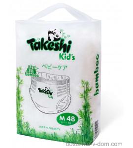 Подгузники-трусики Takeshi Kids 6-11 кг
