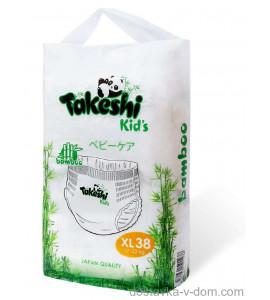 """Подгузники- трусики """" Takeshi Kids"""" 12-22 кг"""
