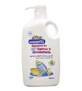 """LION """"Кодомо"""" Жидкость для мытья бутылок и сосок (0+) 750мл"""