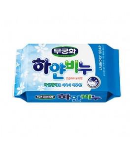 """Мыло хозяйственное """"Laundry soap"""" отбеливающее 230гр"""