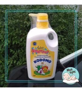 """LION """"Кодомо"""" Шампунь+кондиционер для детей 750мл Таиланд"""